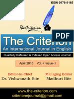 Politics and Translation