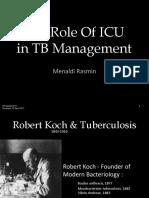 Role of ICU