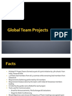 Global Team Projects