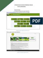 Panduan Penggunan Aplikasi Perizinan Pupuk Online