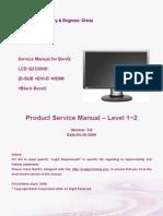 Benq G2320HD Monitor Lcd