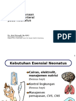 @Penatalaksanaan Nutrisi Parenteral Pada Neonatus - Makasar 5 Juni 2010 - PRINT