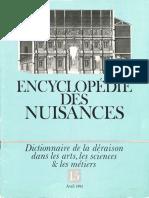 Encyclopédie des Nuisances - Fascicule 2 (Tome II) - Avril 1992.pdf