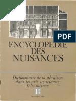 Encyclopédie des Nuisances - Fascicule 1 (Tome II) - Novembre 1989.pdf