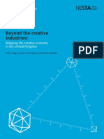 Beyond the Creative Industries