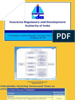 Latest Updates Developments on IRDAI