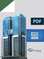 Annual Report 2015 2