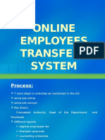 Transfers Ppt - 2017 _dio