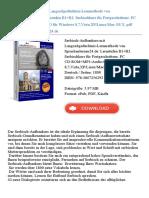 Serbisch Aufbaukurs Mit Id61428