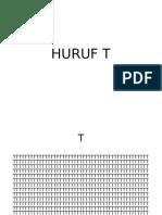 Huruf T