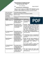 IIT Delhi Recruitment 2017 for Project Assistants Official Notification