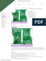8L HDI Printed Circuit Board Supplier - HDI PCB - Heros Electronics