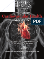 Scientif American Promoting Cardiovascular Health Worlwide