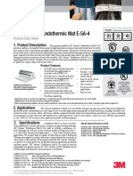 3M E5A Mat Product Data Sheet