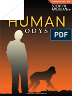 SciAm Online 2005-23 the Human Odyssey
