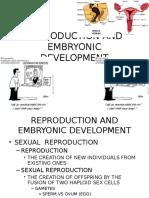 Altered Embriology