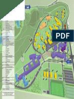 HEC Paris Campus Map