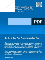 Manual de Capacitación Sed