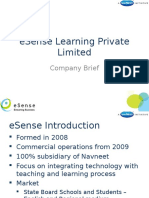 ESense Brief Feb 2015