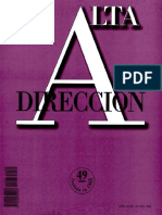 Articulo Be Coherence Revista Alta Direccion