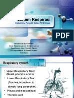 Sistem Respirasi FKG (1)