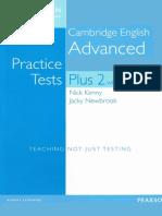 Book4joy_CAE Practice Test Plus 2 With Key