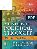 A History of Political Thought Plato to Marx - Subrata Mukherjee&Sushila Ramaswamy @INVAD3R