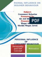 Consumer Behaviour 2