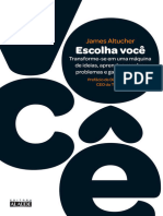 Escolha Voce - James Altucher