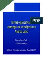 Clemente Forero y Catalina Estrada