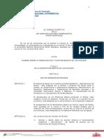 Resolución 2252-SCAN Normas Para El Funcionamiento de Los Núcleos