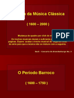 Dez27.Historia Da Musica Classica 1600 2000