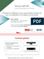 Presentation GdR ISIS - EL