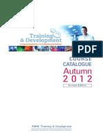 ASME Course Catalog