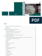 Executive Summary User's Manual and Construction Requirements for Factories and Supporting Services in Industrial Cities