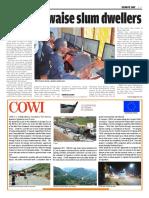 EU empowerment shapes Bwaise slum dwellers
