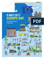 9 May 2017, EUROPE DAY
