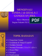 K11 Psikopatologi