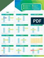 Kalender Hijriyah 1438 Plus Jadwal Puasa