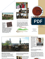 2017 Clay Center Brochure