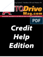 Credit Help Edition  - Issue 15