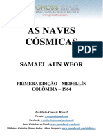 As Naves Cósmicas - Samael Aun Weor