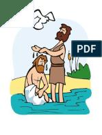 Batismo Jesus