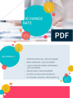 Exchange Rate Ppt