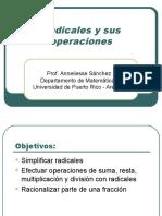 Radicales y Sus Operaciones1