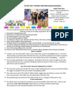 color runwalk guidelines