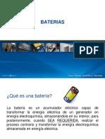 Presentación Baterias