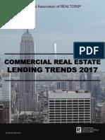 Commercial Lending Trends Survey 2017