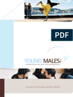 Resources Young Males Strengths Based and Male Focused Approaches