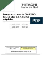 Manual WJ200 ES